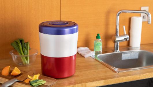 臭いを抑えつつリサイクル!エコな生ゴミ処理機がキッチンには必要だ!