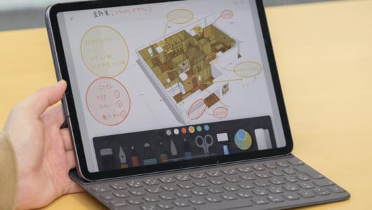 iPad Proで変わる仕事論ーーテクノロジーの進歩はクリエイターにどんな仕事をもたらしたか?