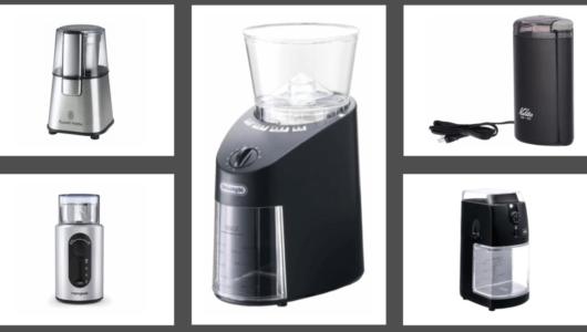自分で挽けば香り格別! コーヒーを始めたい人のための「電動コーヒーミル」の薦め