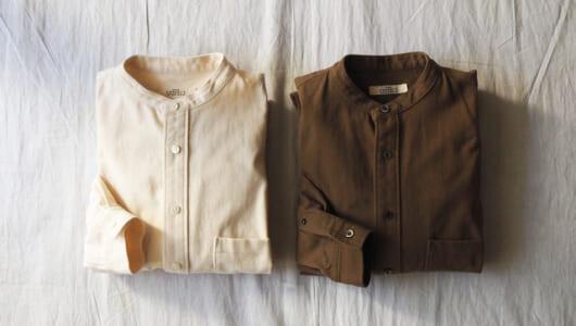 「春が来る前に」揃えておきたいシャツ、おすすめはこの3枚