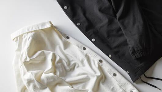 大人に評判のCURLY。新作ジャケット&パンツで春を先取る