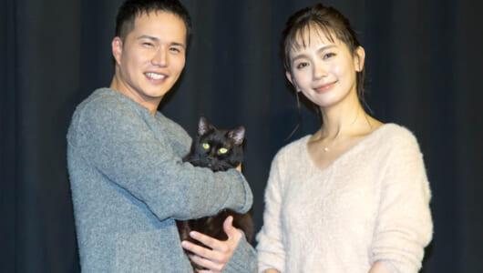 市原隼人、共演猫を甘やかしまくり「自分で見てても恥ずかしかった」『捨て猫に拾われた男』2・23放送