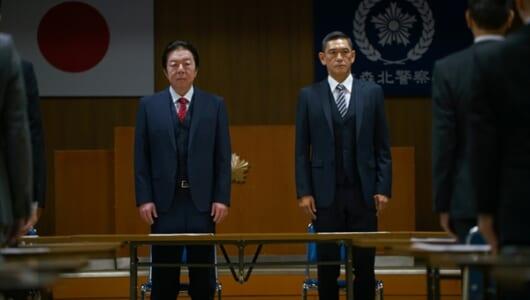 杉本哲太&古田新太W主演『隠蔽捜査』が月曜名作劇場で復活!3・11放送