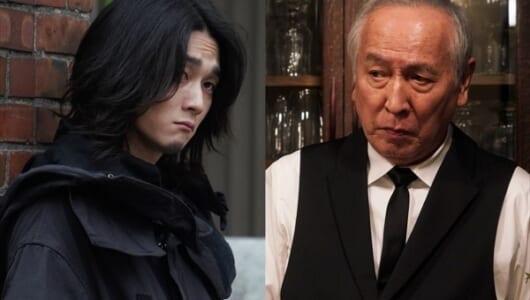 『東京喰種2』「あんていく」芳村(村井國夫)&四方(栁俊太郎)が続投決定!