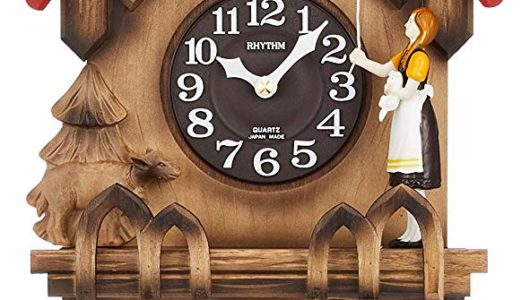 子供部屋にもおすすめ!仕掛けに癒されるからくり時計5選