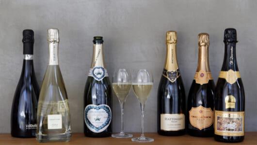 シャンパン礼賛は昔の話!? 知っておくべき世界の注目スパークリングワイン