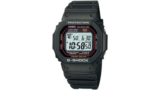 【G-SHOCKクロニクル3】2000年代、誕生20周年を迎えて究極の「The G」へ進化