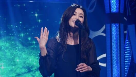 酒井法子が11年ぶりにテレビで歌う!『THEカラオケ★バトルSP』3・27放送