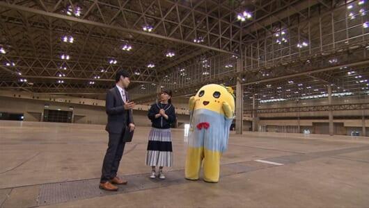 ふなっしーも登場!千葉の平成30年間を振り返る『平成ちばニュースツアー』4・20放送