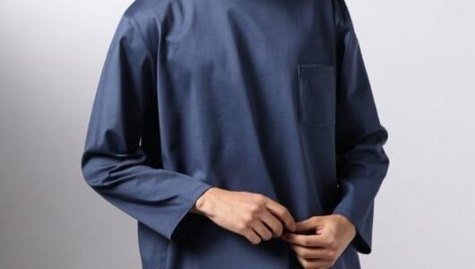 大人のロンTに袖リブは不要?上品にキマるロンTを3品紹介します