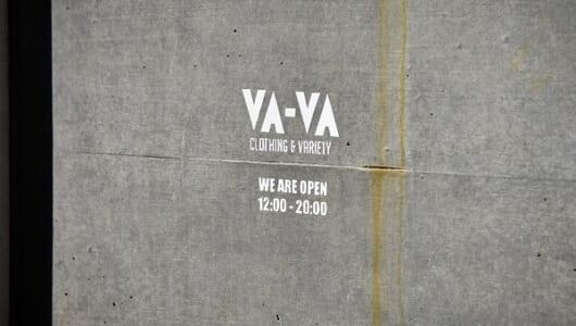 表参道のセレクトショップ「VA-VA CLOTHING&VARIETY」の話