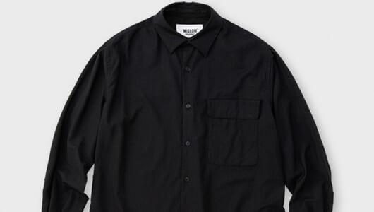 春夏コーデを引き締めてくれる「黒シャツ」をチェック!