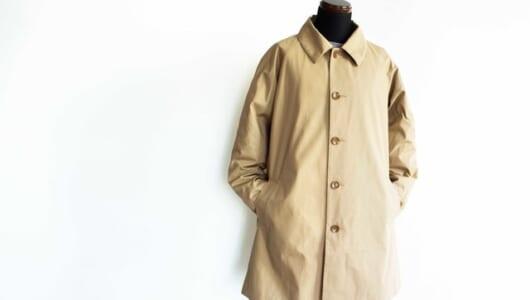 3万円以内で買えるコートで、春をチョイ乗りで楽しむ
