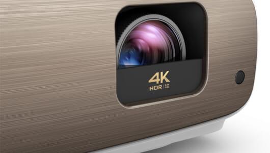 ひとり暮らしで手に入る最高のシネマ体験! ベンキューの4K短焦点プロジェクター「HT3550」