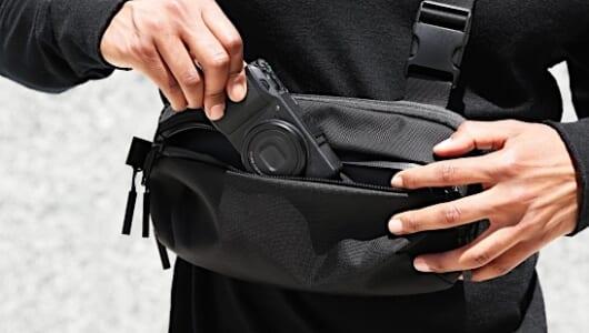 ちゃんと使えるミニバッグって? 『Aer』は大人も満足のいく仕上がりです