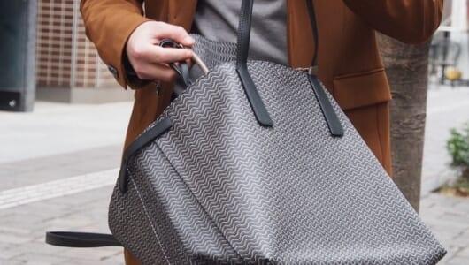 ビジネスシーンで活躍必至。ショップ店員のおすすめトートバッグは?