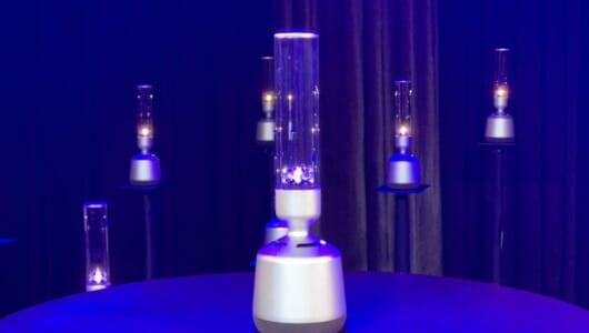 空間がプレミアム過ぎる…。ソニーのグラスサウンドスピーカー26台をひと部屋で鳴らすとどうなる?