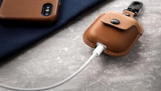 ケースのまま「AirPods充電」できるのありがたい! スマートデザインで小粋な3つのアップル用アクセサリー