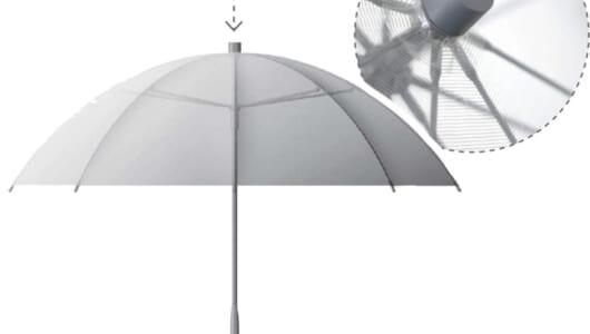 絶対に錆びない「傘」に安価版が登場。使い捨て傘のあり方を変える一品