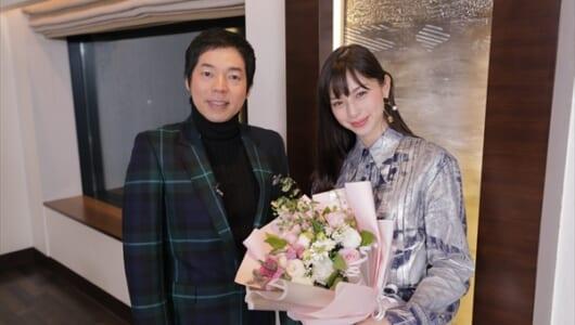中条あやみが3月末で『アナザースカイ』を卒業!5代目MCとして2年半出演