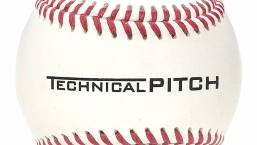 アマチュア野球投手でもデータによる投球解析が可能! IoT野球ボールで差をつけろ