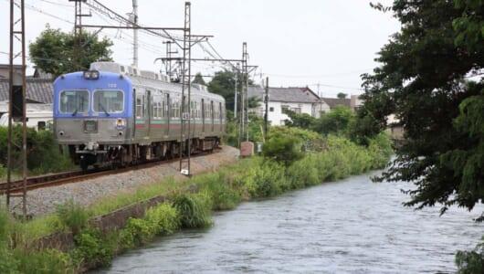 上州名物・赤城山の南麓を走る「上毛電気鉄道」10のお宝