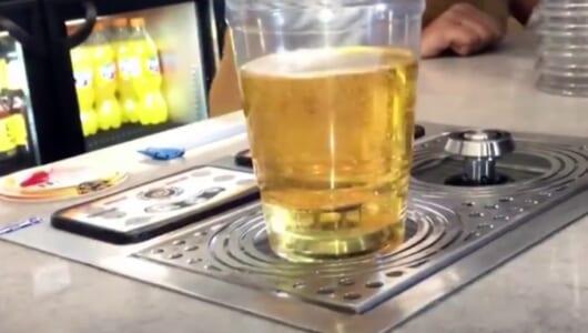 もう見た? プレミアの強豪トッテナムの新スタジアム、「魔法のビール」がすごいぞ