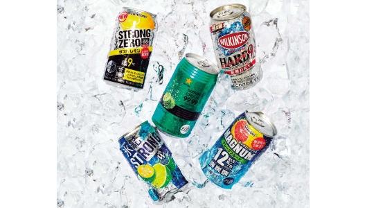 「危険なウマさが魅力的」新作ストロング缶チューハイ5本、プロはどう評価した?