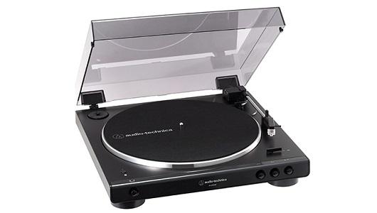フルオートで簡単にレコードが聴ける! 入門者のためのオーテク製ターンテーブル「AT-LP60X」