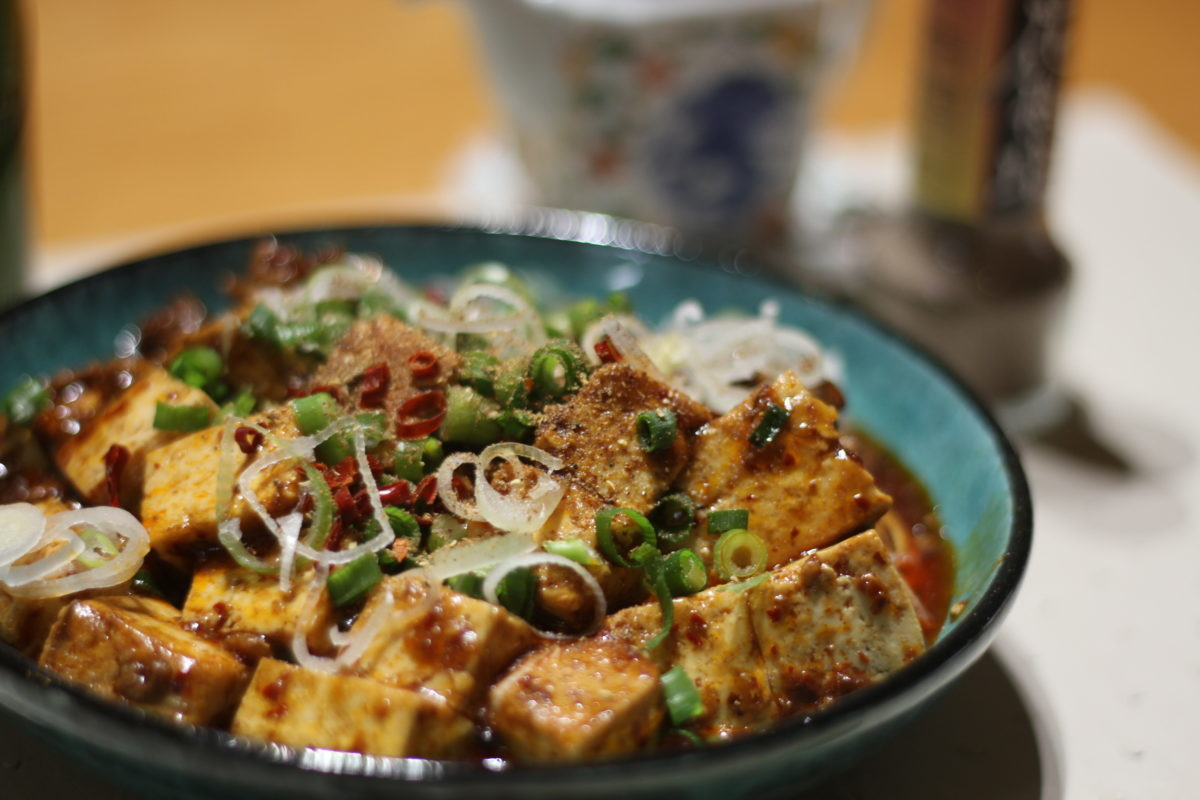 カルディ マーボー 豆腐