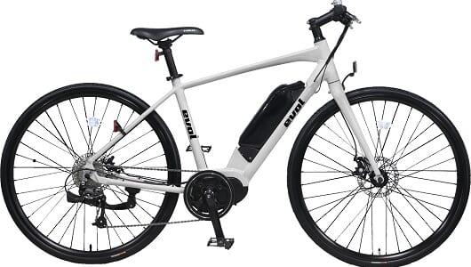 電動アシスト自転車でもスポーティーな走りが楽しめる! アサヒサイクル「Evol」3モデル登場