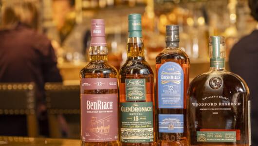 今年の「贈答ウイスキー」に最適解! 人気銘柄に加わった新作4本のブランドと味わいを解説