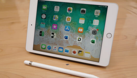 iPad ProとiPhoneの「間」を埋めきった、「iPad mini(第5世代)×Apple Pencil」のペン使いこなし術