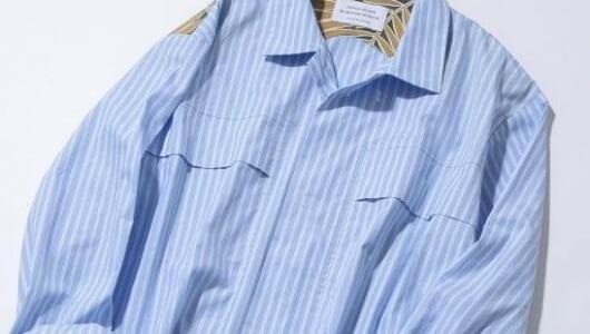 春らしいストライプシャツ。ショップスタッフのおすすめ6枚
