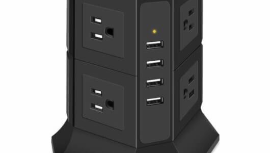「PC配線整理」に使いたい! 電源タップはこの5個を選んでおけば間違いなし!