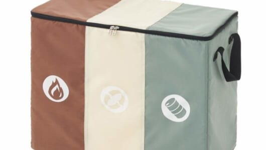 キャンプに「ゴミ箱」を持っていく色々便利。雰囲気を損なわない「アウトドア用ゴミ箱」はコレらだ!