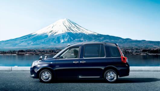 東京のタクシーを一変させた「JPN TAXI」。ベールに包まれた開発秘話