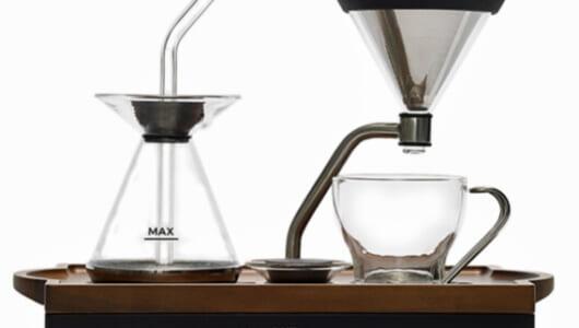 夢のような朝が手軽にやって来る! 世界中で話題の「目覚まし時計付きコーヒーマシン」