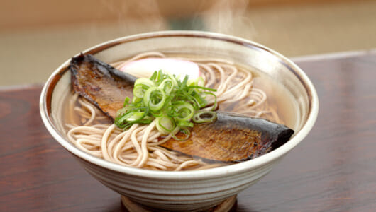 「ニシンそば」も飛び出した! 日本在住外国人が大好きな日本の「そば」3選
