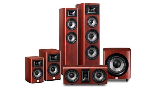 JBL伝統のホーンを搭載! 全6機種を揃えたスピーカーシステム「STUDIO 6シリーズ」