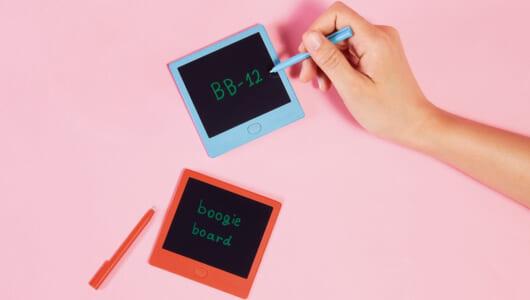 【文房具総選挙2019結果発表】印をつける伝える部門 第1位は付箋サイズになった電子メモパッド!