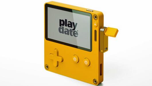 30代以上が好きそうなレトロゲーム機! かと思いきや、予想外の展開になりそうなポートランド発「Playdate」