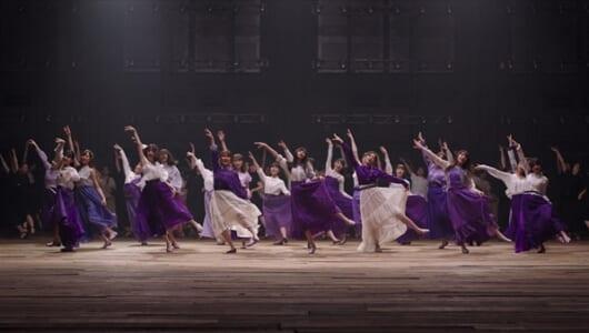 乃木坂46の23rdシングル「Sing Out!」MV公開