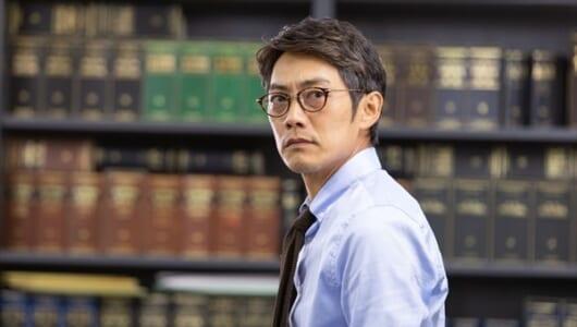 反町隆史「骨太な人間ドラマを作りたい」初の弁護士役でテレ東連ドラ単独初主演