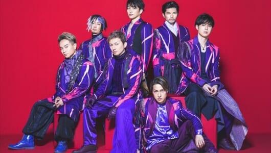 DA PUMPの17年10か月ぶり大阪城ホール公演 WOWOWで7・7生中継