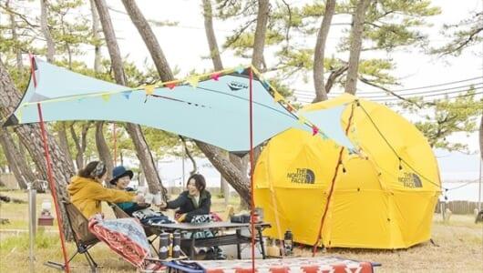 山本真由美、菖蒲理乃、仲川希良が絶景の日本海でアウトドア女子旅!