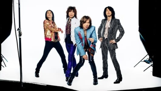 THE YELLOW MONKEYの最新曲が『NEWS23』EDテーマに決定!