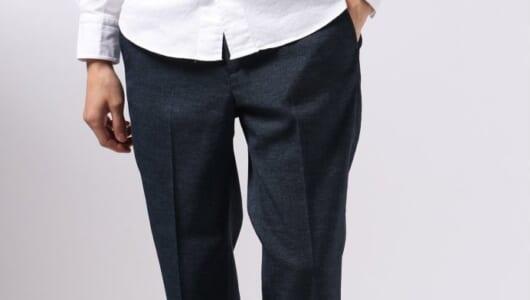 夏まで穿ける、今っぽいパンツとは?ショップスタッフのオススメ3選