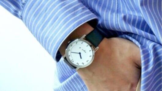ショップスタッフおすすめの「シンプル&扱いやすい」腕時計4本