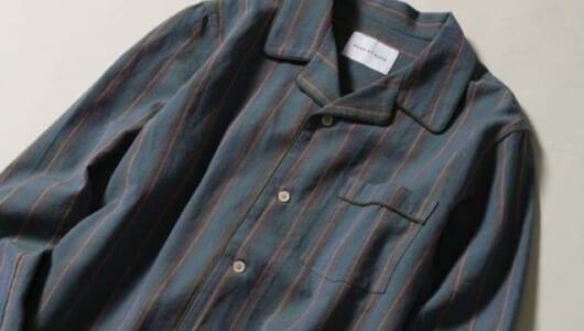 夏を乗り切る、日本の伝統技術。「会津木綿」を使ったシャツが必見です